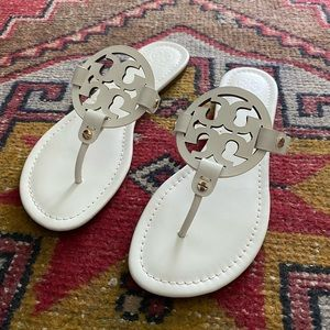 Tory Burch Miller Sandal- Brand New Size 9